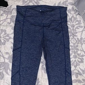 Athlete High waist crop leggings